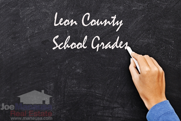 Take the time to look at all Leon County School Grades below, and then use our handy links to search homes for sale in the specific school zones that you would like to target.