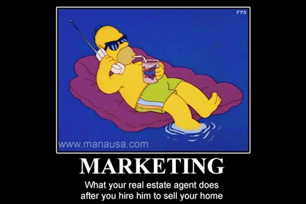 Real Estate Marketing Is A Process, Not An Event