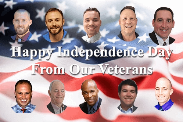 Happy Independence Day Tallahassee From The Veterans At Joe Manausa Real Estate