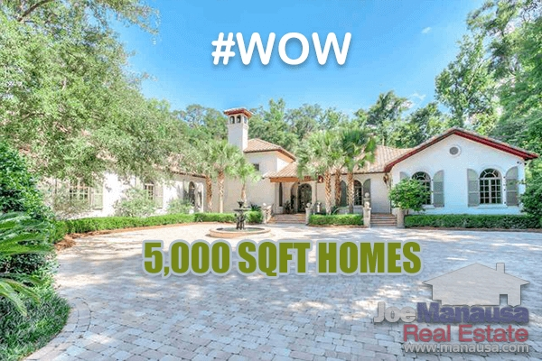 Where To Find A 5,000 Square Foot Home In Tallahassee