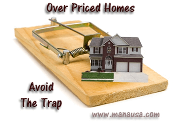3 Tips To Avoid Over-Priced Home Seller Traps