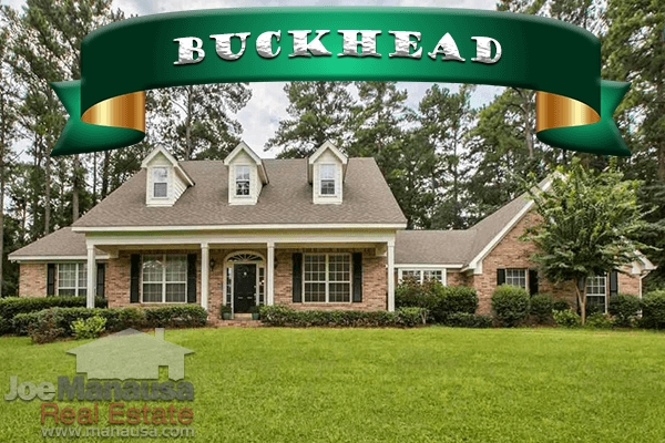 Buckhead Listings And Housing Report November 2016