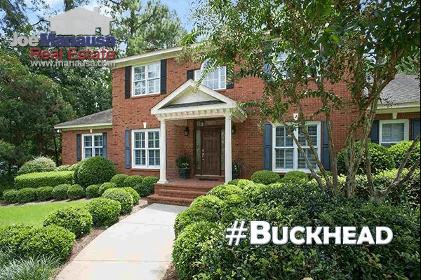 Buckhead Listings And Housing Report September 2017