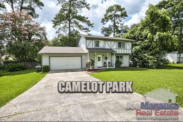 Camelot Park Listings and Real Estate Report September 2016