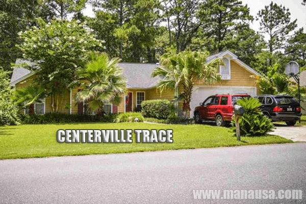 Centerville Trace Listings And Home Sales Report August 2016