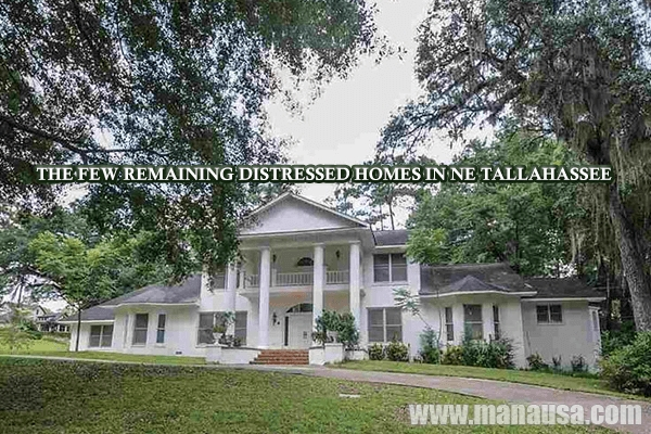 Here Are The Few Remaining Distressed Homes For Sale In Northeast Tallahassee