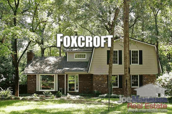 Foxcroft Listings and Housing Report September 2016