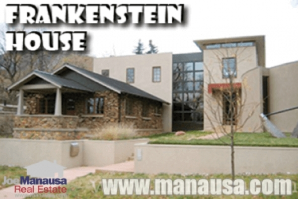 Frankenstein House Misleads Ready Homebuyers
