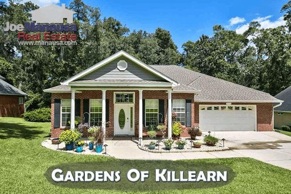 Gardens Of Killearn Listings And Housing Report September 2017