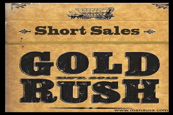 What The Gold Rush Of 1849 Can Teach Us About Short Sales In 2012
