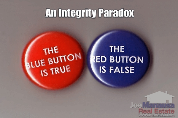 How To Avoid The Integrity Paradox In Real Estate