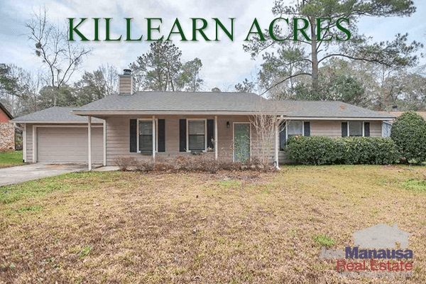 Killearn Acres Listings And Real Estate Report February 2017