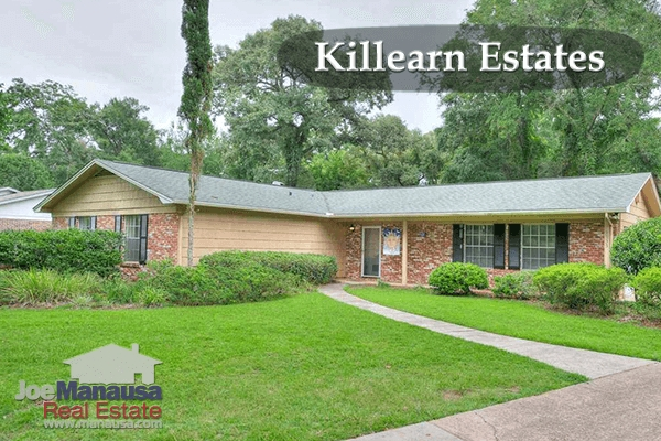 Killearn Estates Listings & Real Estate Report August 2017