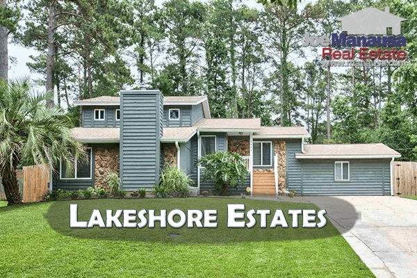 Lakeshore Estates Listings And Home Sales Report September 2017