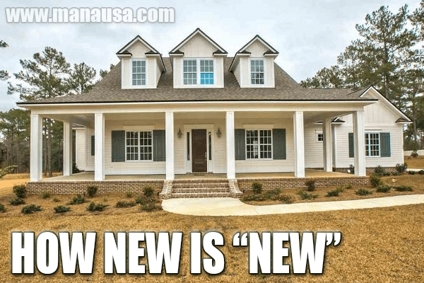 Why are listing agents lying about new construction houses in Tallahassee, FL?