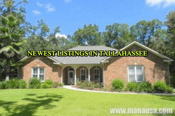 Newest Listings In Tallahassee Are Much Fresher Today Than We Have Seen in The Past Few Years