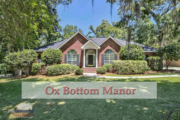 Ox Bottom Manor Listings And Home Sales Report June 2017