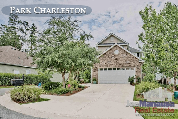 Park Charleston Listings and Real Estate Report August 2017