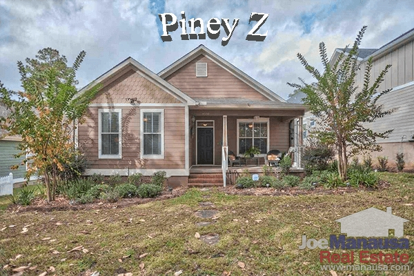 Piney Z Listings & Real Estate Report January 2017