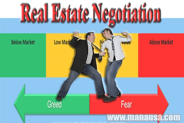 How To Win A Real Estate Negotiation