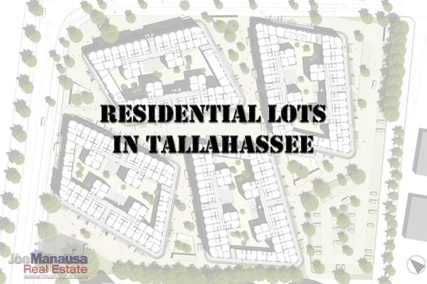 Tallahassee Residential Lots