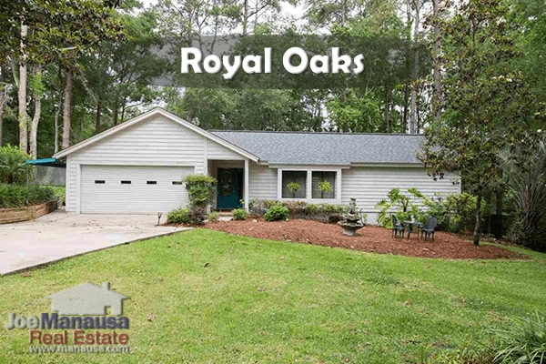 Tallahassee Royal Oaks Listings And Housing Report June 2017