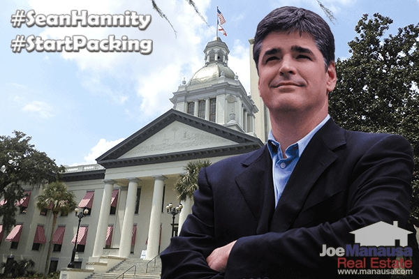 Sean Hannity Endorses Joe Manausa Real Estate