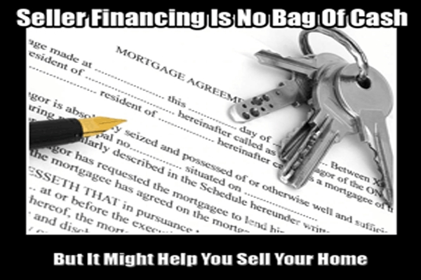 Why homeowners should consider offering seller financing to attract more buyers
