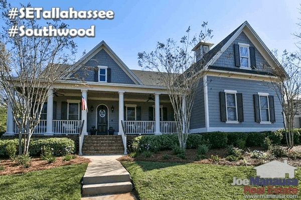Southwood Listings And Home Sales Report April 2017