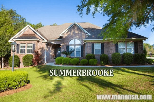 Summerbrooke Listings And Real Estate Report August 2016