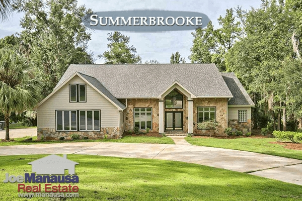 Summerbrooke Listings And Sales Report September 2017