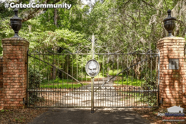 Homes For Sale Hidden In A Tallahassee Gated Community