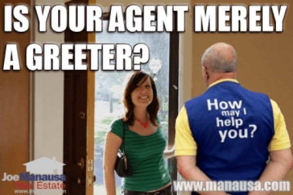 The Process Of Buying A Home Demands More Than A Walmart Greeter