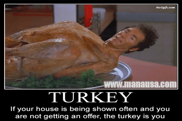 How To Tell If Your Home Is A Turkey