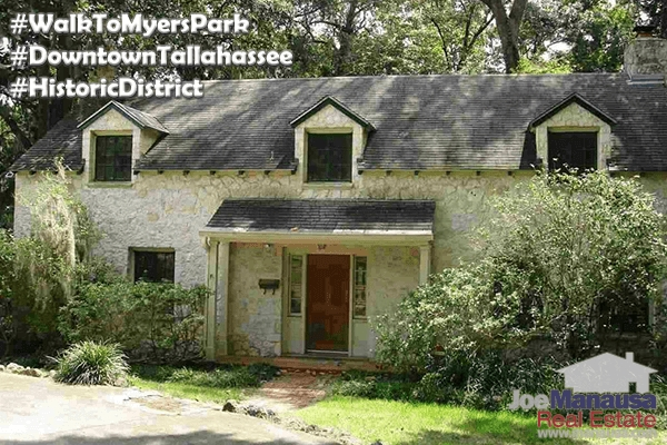 Homes For Sale Within Walking Distance To Myers Park
