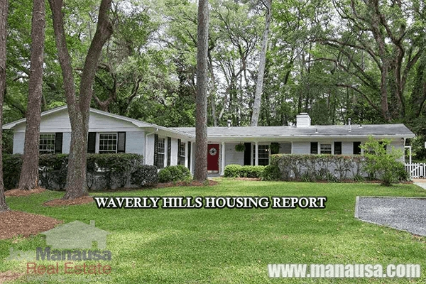 Waverly Hills Listings And Home Sales Report May 2016
