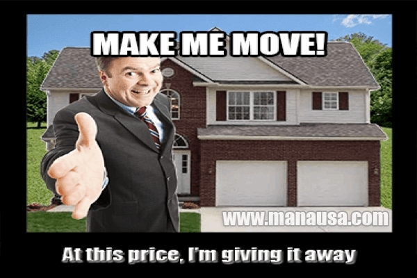 Come On Zillow, Make Me Move!