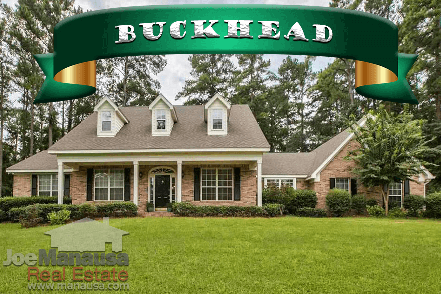 Buckhead Real Estate Report For November 2016