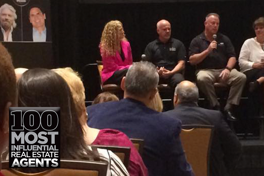 100 Most Influential Real Estate Agents gather in the Gaylord Palms Resort in Orlando, Florida