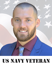 Alex Gutterman - Tallahassee real estate agent and US Navy Veteran