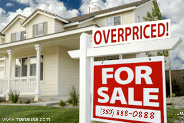 How To Buy An Overpriced Home Image