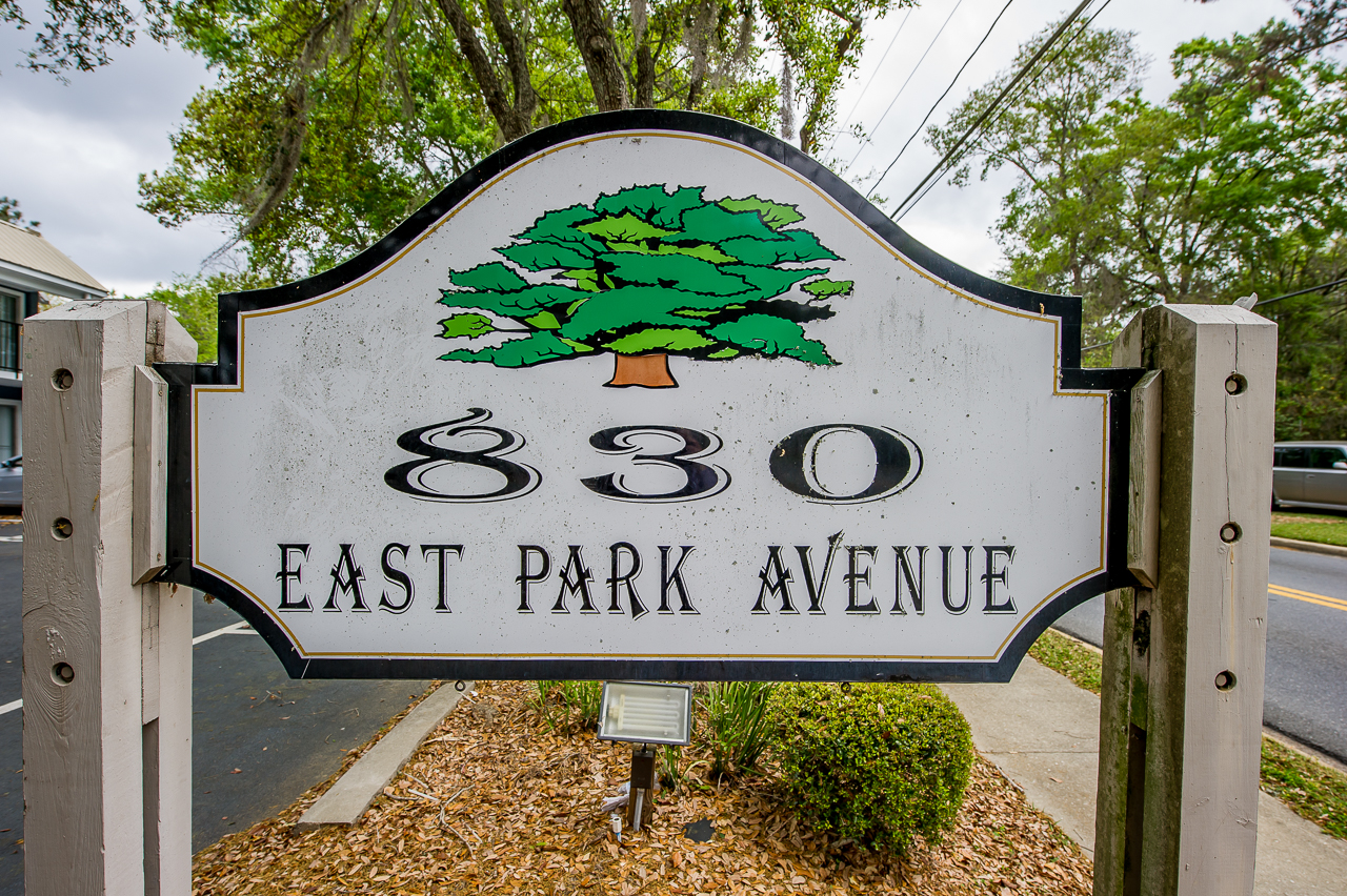 830 East Park Avenue Condos For Sale In Tallahassee, FL