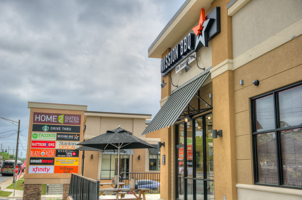 Nearby Retail For 830 East Park Avenue in Tallahassee