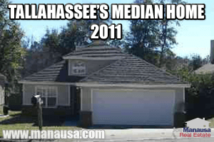 Tallahassee Median Home 2011