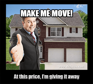 Zillow Make Me Move