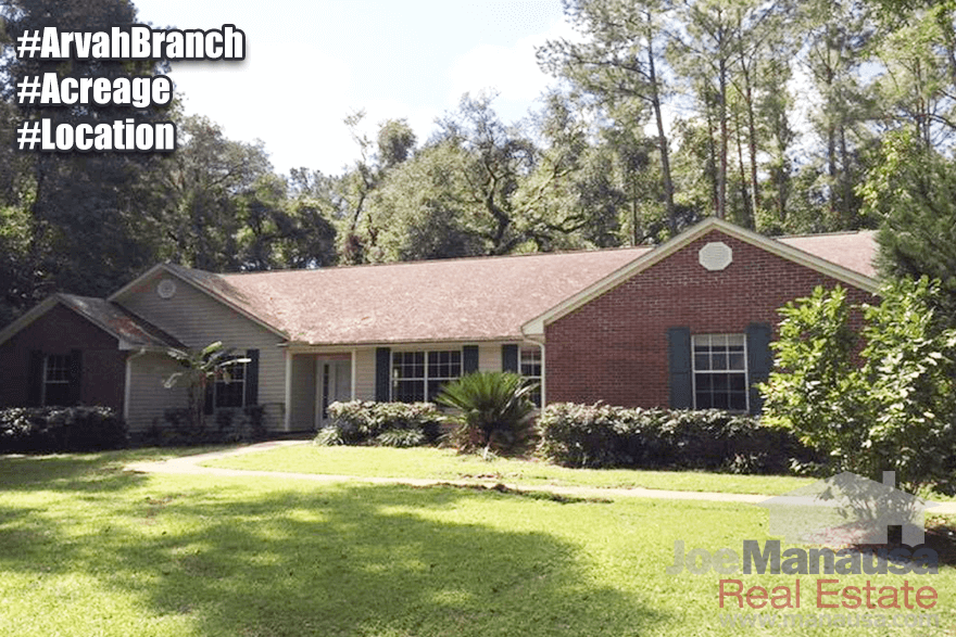 Homes For Sale In Arvah Branch Tallahassee, Florida
