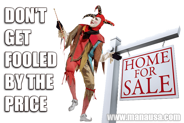 Don't Be Fooled By The Asking Price On That Short Sale