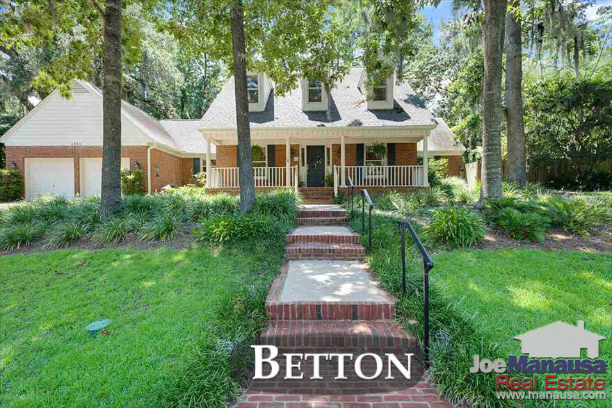 Homes For Sale In The Betton Area