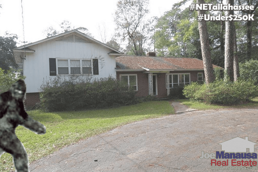 Homes For Sale UNDER $250K In NE Tallahassee