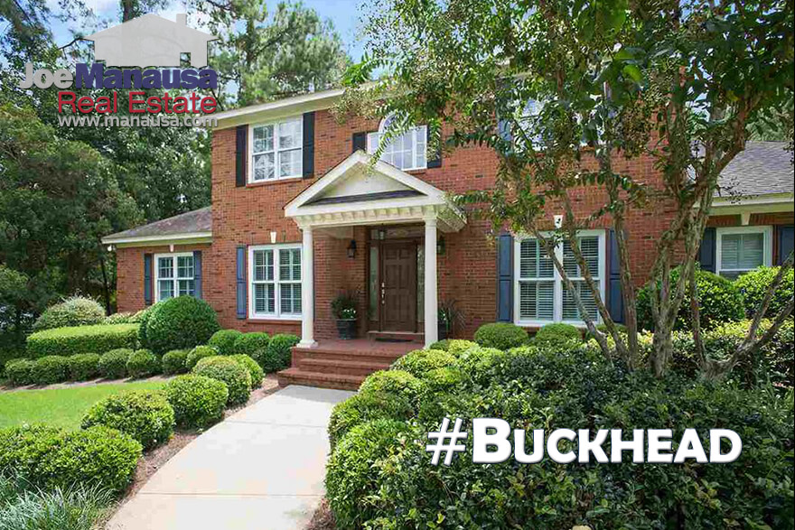Buckhead Tallahassee Real Estate Report
